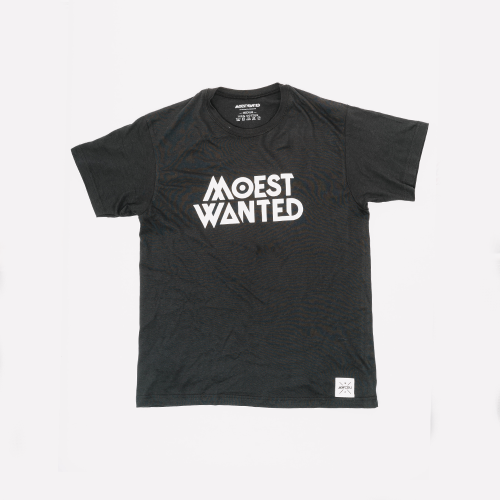 Moestwanted Logo T-Shirt Men