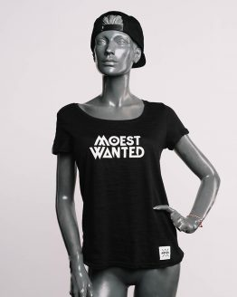Moestwanted Logo T-Shirt Women 1